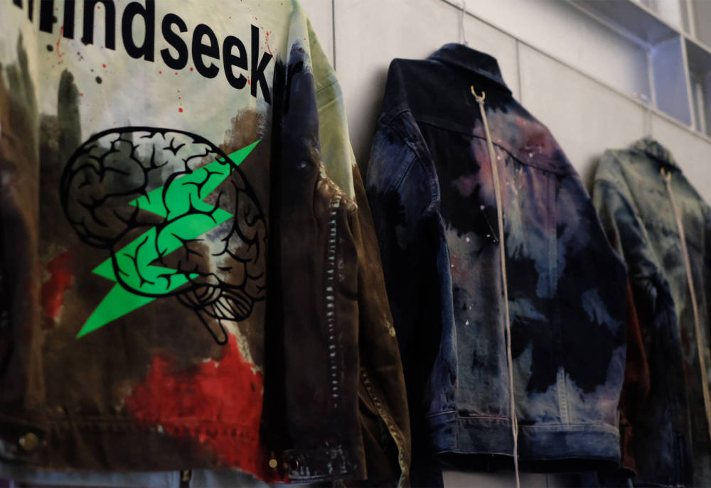 【mindseeker】19AW COLLECTION LAST LAUNCH
