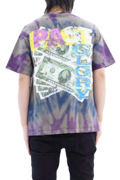 【Detail限定】Past Glory T-shirt Tie Dye